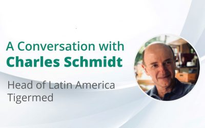 Increasing More Opportunities for Better Treatment – A conversation with Dr. Charles Schmidt