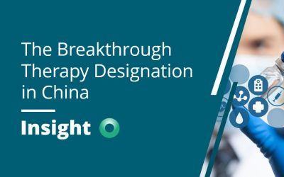 The Breakthrough Therapy Designation in China: A Magnet for Foreign Companies